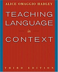 Teaching Language in Context (Paperback, 3)
