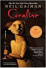 Coraline (Paperback, 10th, Reprint, Anniversary)