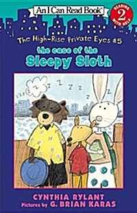 The Case of the Sleepy Sloth (Paperback, Reprint)