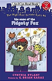 The Case of the Fidgety Fox (Paperback, Reprint)