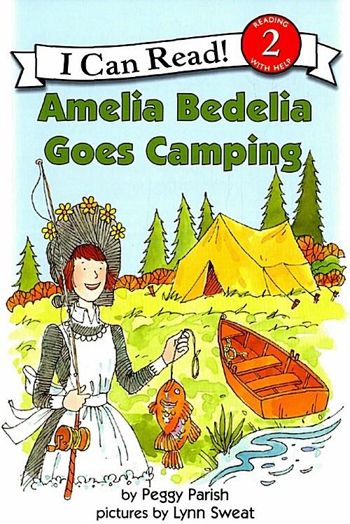 Amelia Bedelia Goes Camping (Paperback)