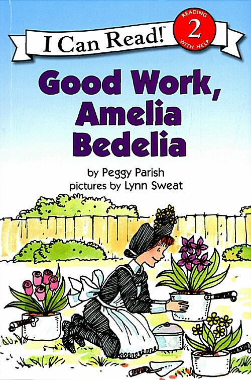 Good Work, Amelia Bedelia (Paperback)