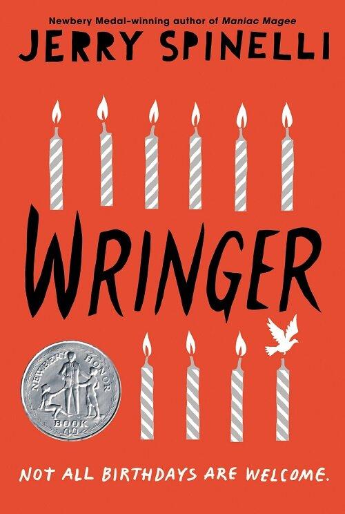 [중고] Wringer (Paperback)
