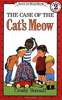 The Case of the Cats Meow (Paperback)