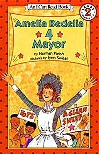 Amelia Bedelia 4 Mayor (Paperback)