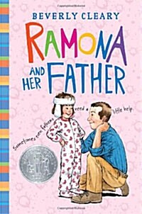 Ramona and Her Father (Paperback)