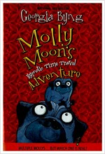 Molly Moon's Hypnotic Time Travel Adventure (Paperback)