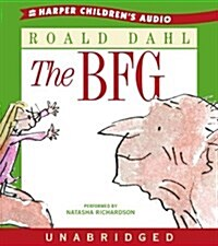 The Bfg (Audio CD, Unabridged)