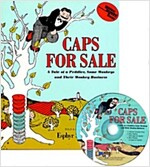 [노부영] Caps for Sale (Paperback + CD)
