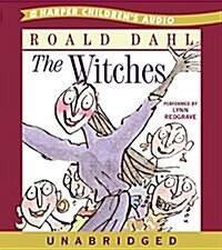 The Witches (Audio CD, Unabridged)