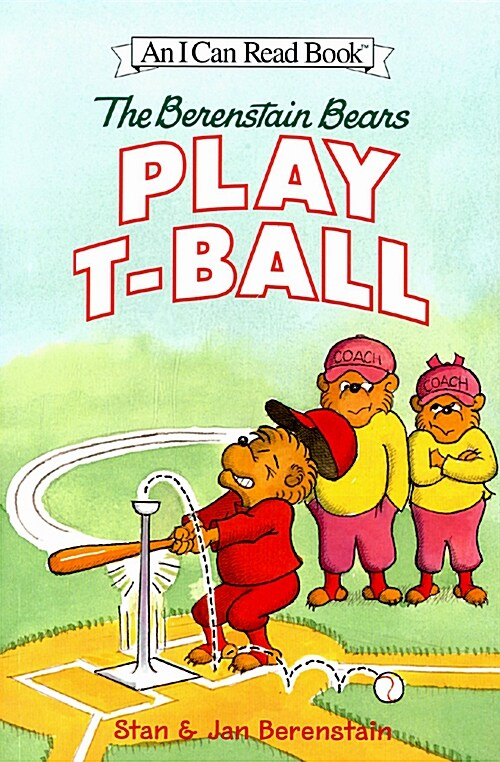 The Berenstain Bears Play T-Ball (Paperback)