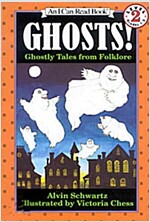 Ghosts!: Ghostly Tales from Folklore (Paperback)