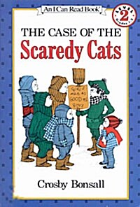 The Case of the Scaredy Cats (Paperback)