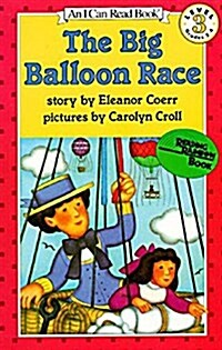 The Big Balloon Race (Paperback)