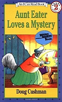 Aunt Eater Loves a Mystery (Paperback)