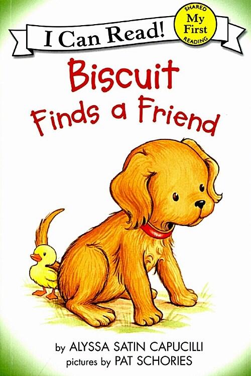 Biscuit Finds a Friend (Paperback, Harper Trophy)