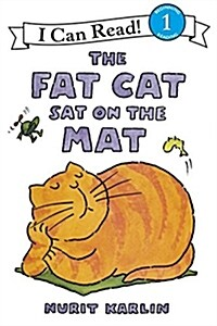 The Fat Cat Sat on the Mat (Paperback)