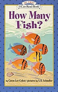 [중고] How Many Fish? (Paperback, Harper Trophy)