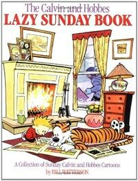 The Calvin and Hobbes Lazy Sunday Book (Paperback)