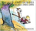 Calvin and Hobbes: Sunday Pages 1985-1995 (Paperback, Original)