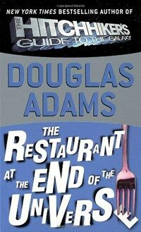 The Restaurant at the End of the Universe (Mass Market Paperback)
