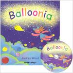 노부영 Balloonia (Paperback + CD)