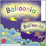 노부영 Balloonia (원서 & CD) (Paperback + CD)