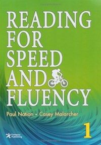Reading For Speed and Fluency 1 : Student's Book (Paperback)