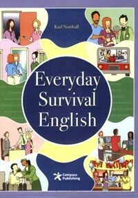 Everyday Survival English (Paperback, CD 1장 포함)