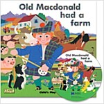노부영 마더구스 세이펜 Old Macdonald Had a Farm (Paperback + CD) (Paperback + CD)