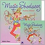 노부영 Magic Shoelaces (원서 & CD) (Paperback + CD)