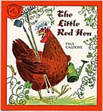 The Little Red Hen (Paperback, Reprint)
