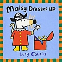 Maisy Dresses Up (Paperback)