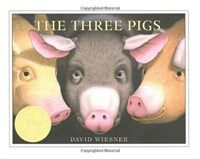 The Three Pigs (Hardcover)