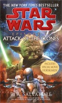 Attack of the Clones (Mass Market Paperback)