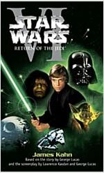 Return of the Jedi: Star Wars: Episode VI (Mass Market Paperback)