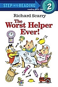 Richard Scarrys the Worst Helper Ever! (Paperback, Random House)