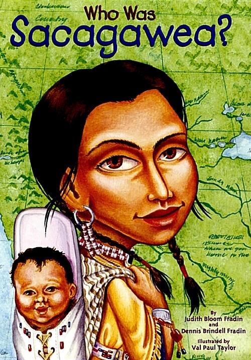 Who Was Sacagawea? (Paperback)