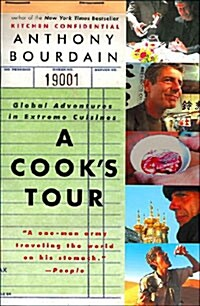 A Cooks Tour: Global Adventures in Extreme Cuisines (Paperback)