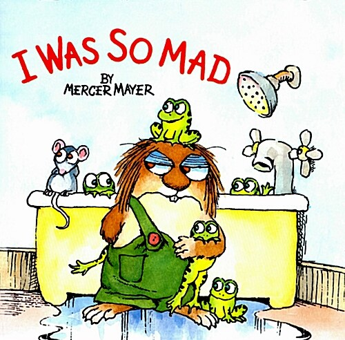 I Was So Mad (Paperback)