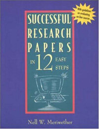 Successful research papers in 12 easy steps 2nd ed