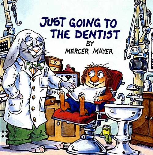Just Going to the Dentist (Little Critter) (Paperback, Random House)