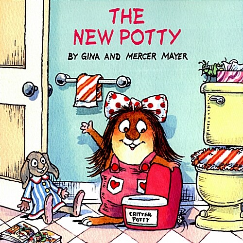 The New Potty (Little Critter) (Paperback)