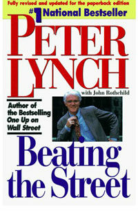 Beating the Street (Paperback, Revised)