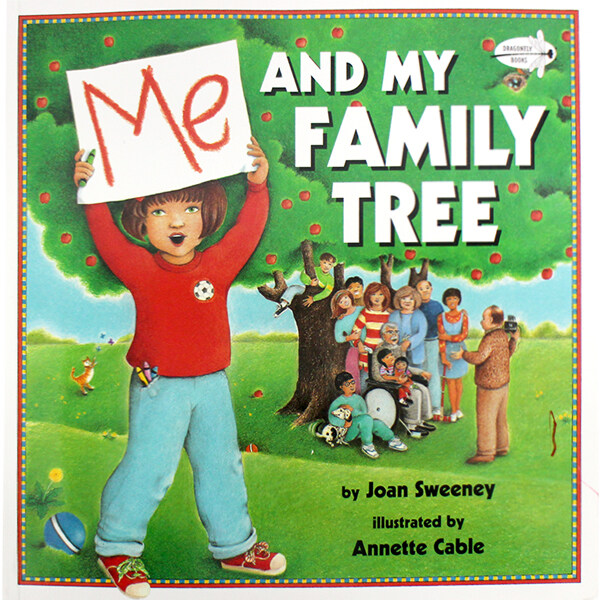Me and My Family Tree (Paperback)