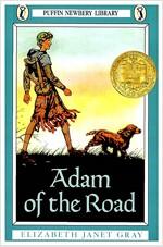 Adam of the Road (Paperback)