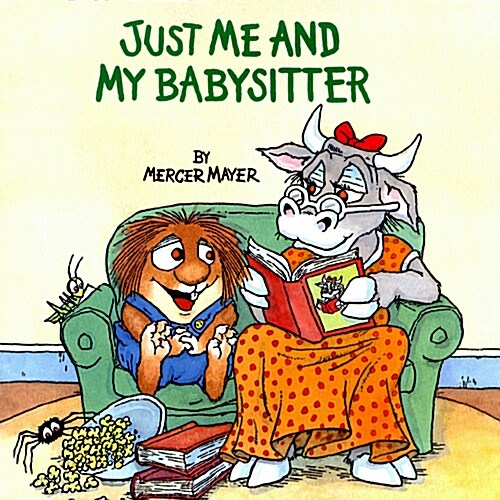 Just Me and My Babysitter (Little Critter) (Paperback)
