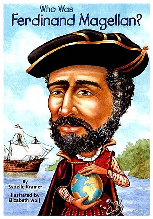Who Was Ferdinand Magellan? (Paperback)