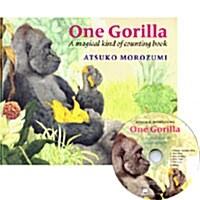 [노부영] One Gorilla (Paperback + CD)
