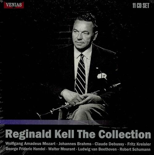 [수입] 레지날드 켈 컬렉션 1937-1957 Recordings [11CD]